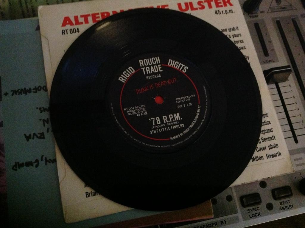 Stiff Little Fingers - Alternative Ulster | Label B