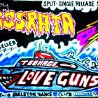 Missrata & Teenage Love Guns release Party | Flyer