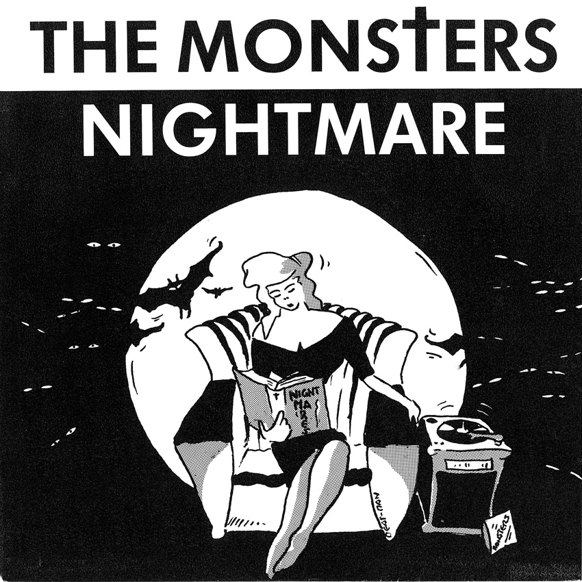 The Monsters - Nightmare 7""